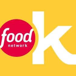 لوگو Food Network Kitchen