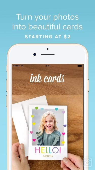 تصاویر Ink Cards: Send Custom Cards