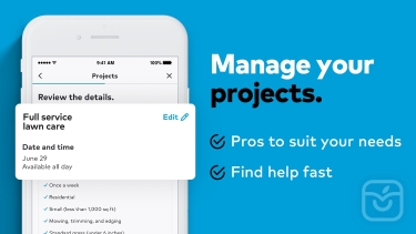 تصاویر Thumbtack: Hire professionals