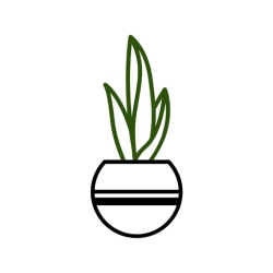 لوگو Florish - Plant Care Companion
