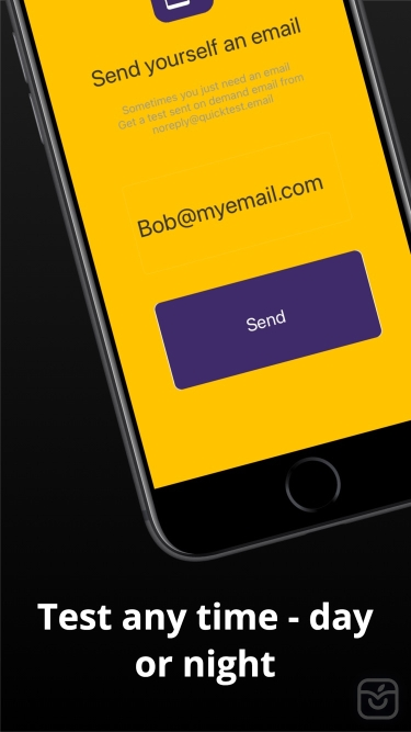 تصاویر Email Quick Test