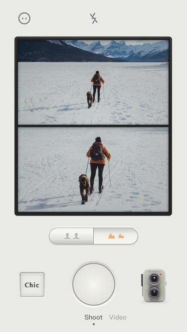 تصاویر Chic Cam - Stylish Camera