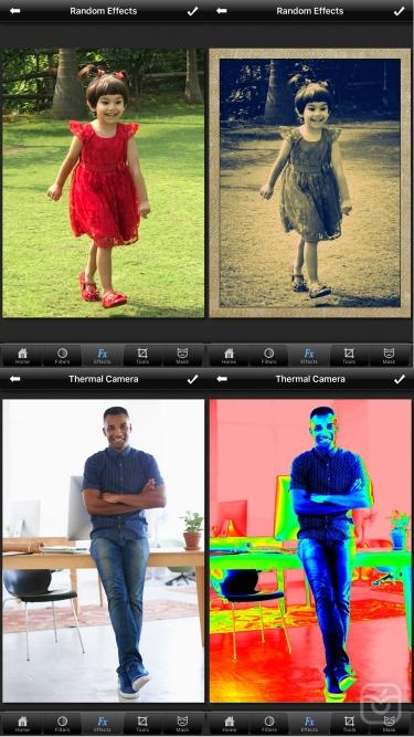 تصاویر PhotoWizard-Photo Editor