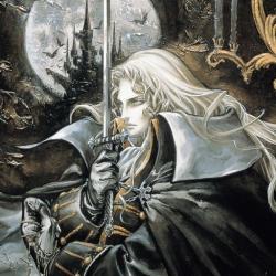 لوگو Castlevania: SotN