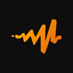 لوگو Audiomack-New Music, Save Data ++
