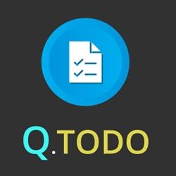 لوگو چک لیست Q-todo | Q.ToDo