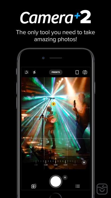 تصاویر Camera+ 2