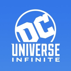 لوگو DC UNIVERSE INFINITE