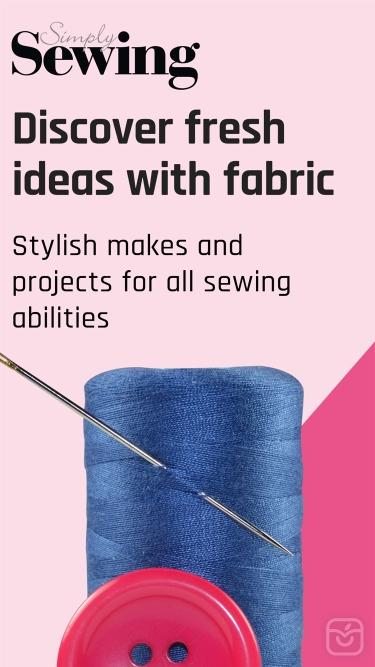 تصاویر Simply Sewing Magazine