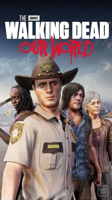 تصاویر The Walking Dead: Our World