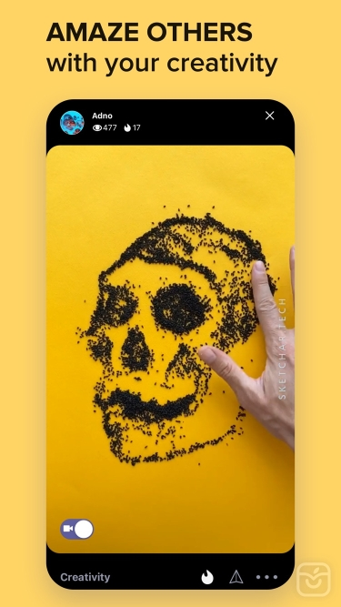 تصاویر SketchAR Create Art Draw Paint