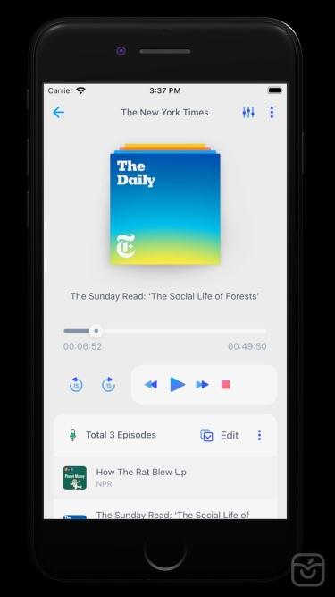 تصاویر Moon FM - The Podcasts App