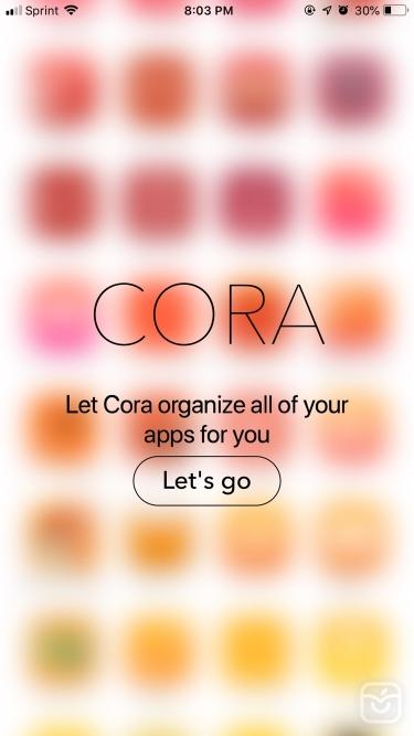 تصاویر Cora — Organization tool