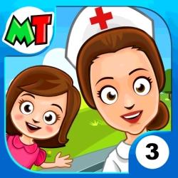 لوگو My Town : Hospital