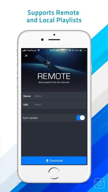 تصاویر IPTV Player Pro: play m3u file