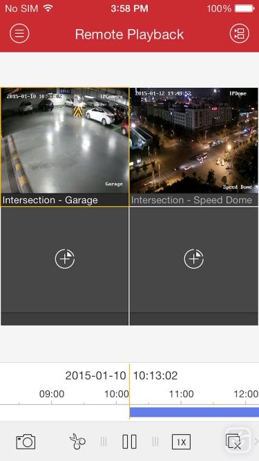 تصاویر iVMS-4500 lite