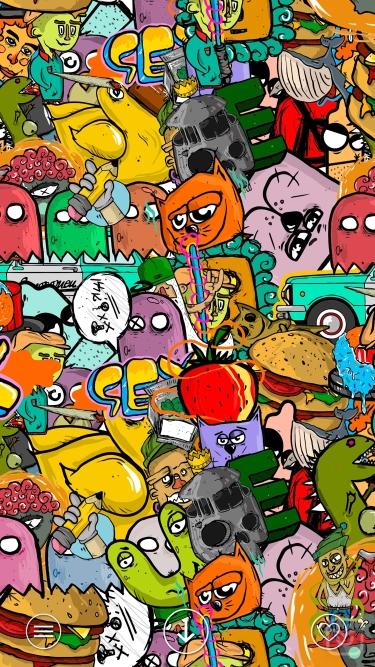 تصاویر VIBE Aesthetic wallpaper 4K