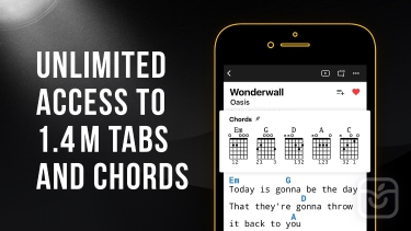 تصاویر Ultimate Guitar: Chords & Tabs