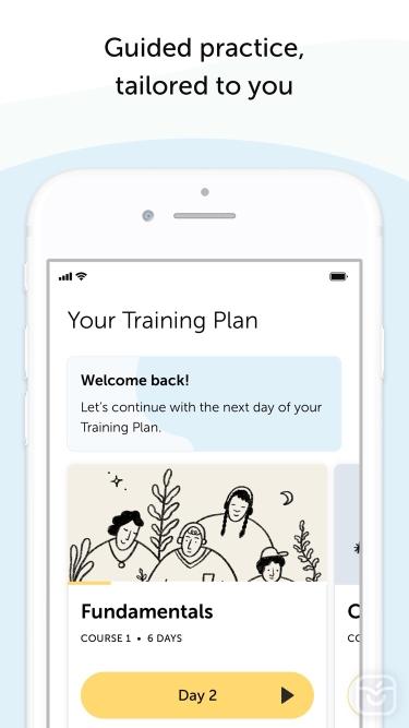 تصاویر Lumosity Mind - Meditation App