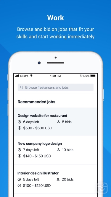 تصاویر Freelancer - Hire & Find Jobs
