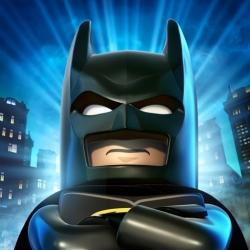 لوگو LEGO Batman: DC Super Heroes