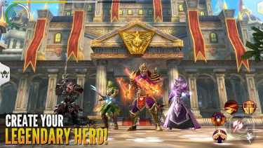 تصاویر Order & Chaos 2-Fantasy MMORPG