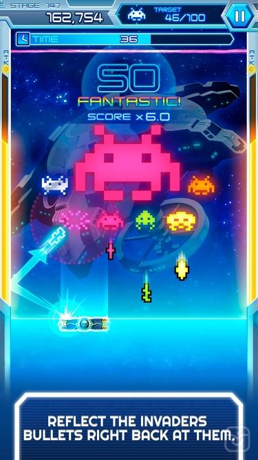 تصاویر Arkanoid vs Space Invaders