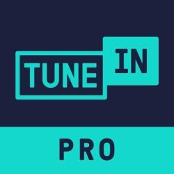 لوگو TuneIn Radio Pro
