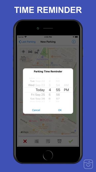 تصاویر ParKing - Find My Parked Car