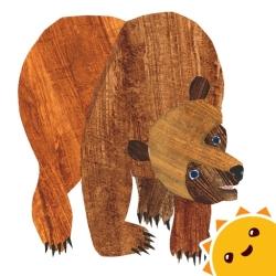 لوگو Eric Carle's Brown Bear Animal Parade