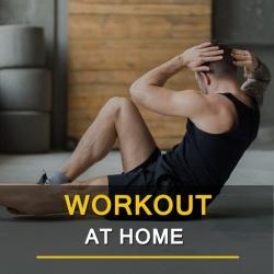 لوگو Home Workout & Diet Plan