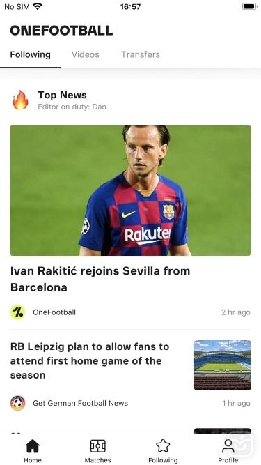 تصاویر OneFootball - Soccer News