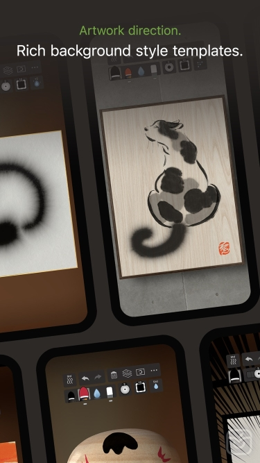 تصاویر Zen Brush 3