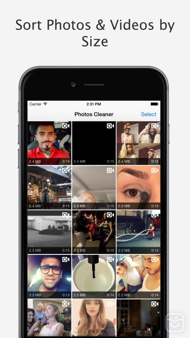 تصاویر Photo Cleaner: Cleanup Your Photo Library