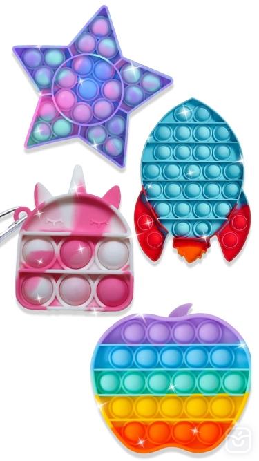 تصاویر Pop it popop fidget toys