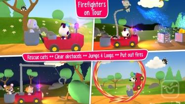 تصاویر Little Tiger: Firefighter Kids