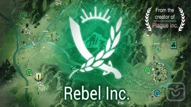 تصاویر Rebel Inc. | شبیه ساز شورش