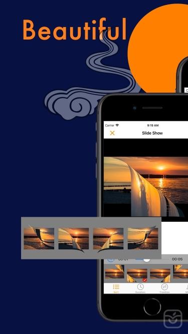 تصاویر SlideShow Maker'