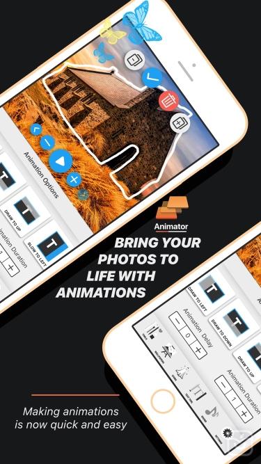 تصاویر Photo Animator Studio Maker