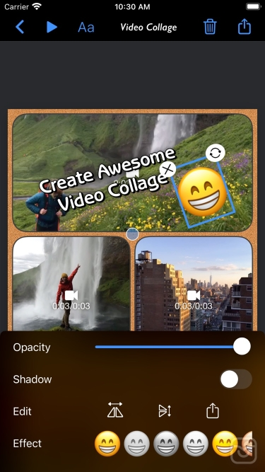 تصاویر Video Collage - Stitch Videos