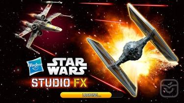 تصاویر Star Wars Studio FX App