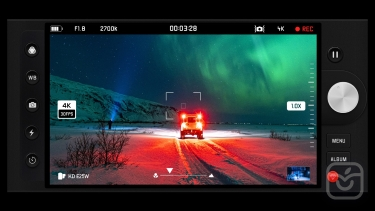 تصاویر RECO - 4K VIDEO & FILM FILTER