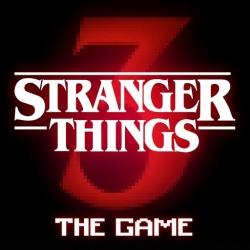 لوگو Stranger Things 3: The Game