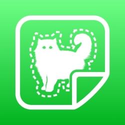 لوگو WhatSticker - Sticker Maker