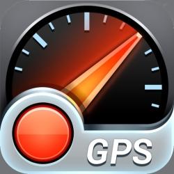 لوگو Speed Tracker. Pro