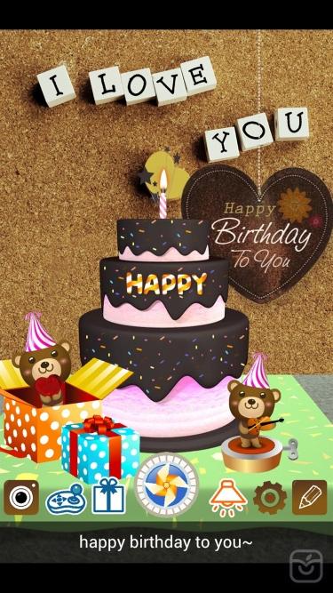تصاویر Happy Birthday Cake: Happy Birthday Candles