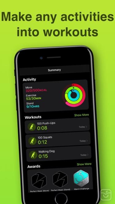 تصاویر WorkOther - Custom Workouts