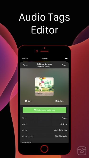 تصاویر Evermusic Pro: offline music