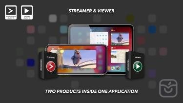 تصاویر alfacast x video screen mirror