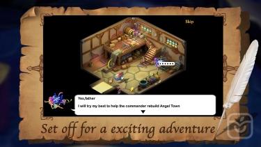 تصاویر Angel Town 11 - Indie Games